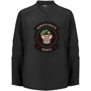 Sarge's Skate Supply Training Jerseys